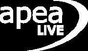 apea logo white