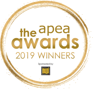 APEA LIVE 2019 WINNERS